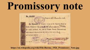 Promissory Note Investing - Planning for Success