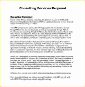 How to Write a Personal Care Services Proposal